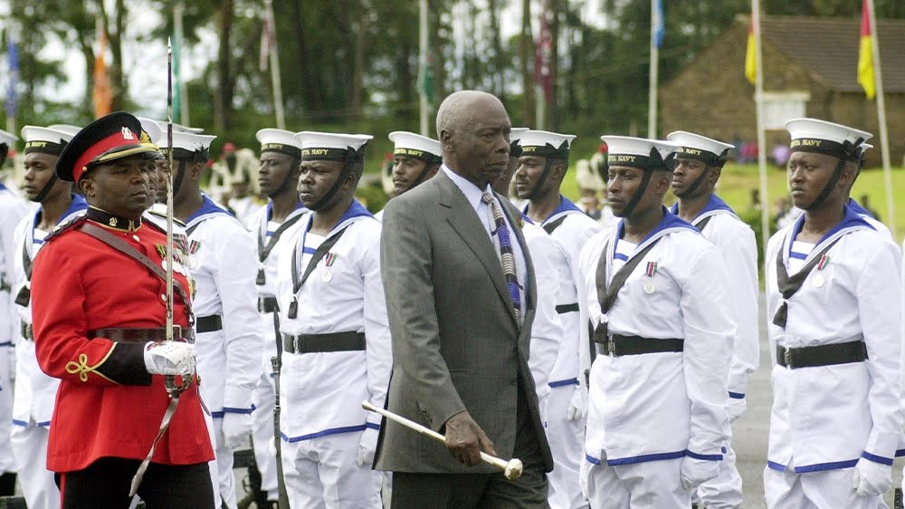 Kenya Arap Moi